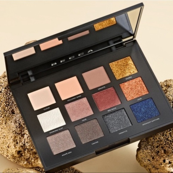 BECCA Other - NIB Volcano Goddess Eyeshadow Palette